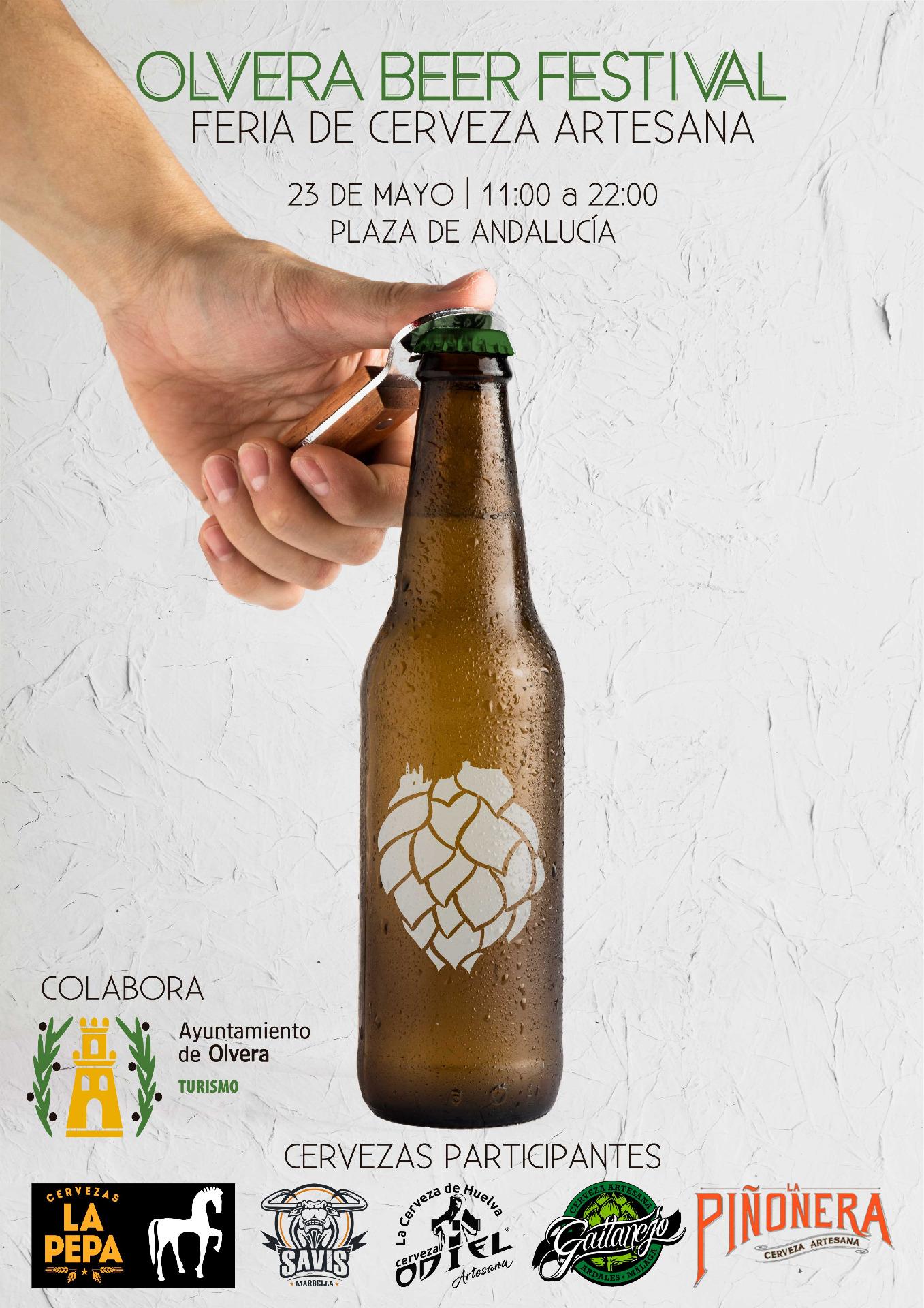 Olvera Beer Festival 2020