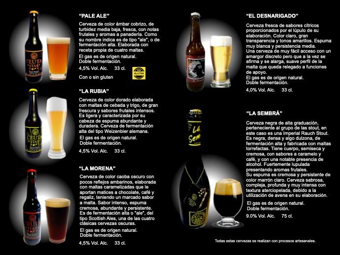 Cervezas de Ceuta Star