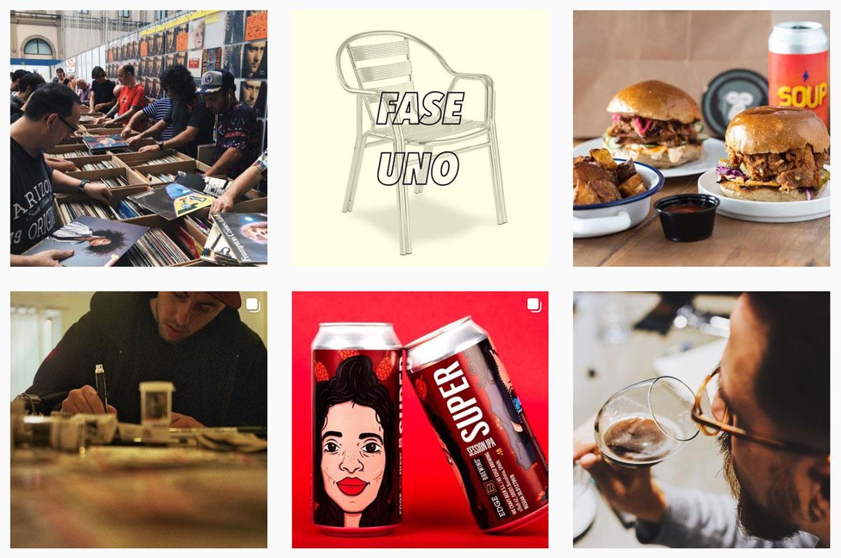 Fotos de la cuenta de Instagram de Øhm Sweet Øhm