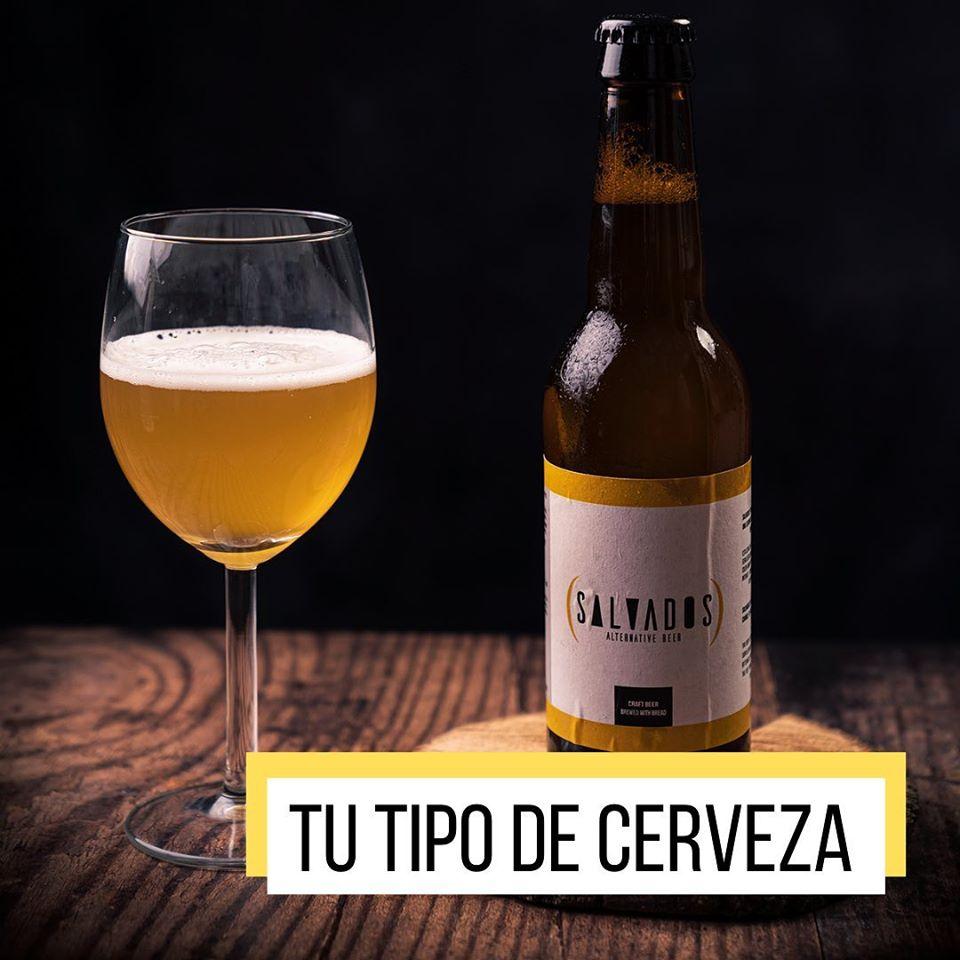 Cerveza Salvados