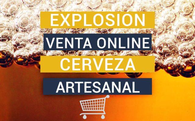 El definitivo boom de la venta online en el sector de la cerveza artesana
