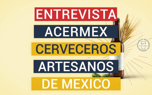 Entrevista Cristina Barba Favá, directora de ACERMEX: Asociación Cerveceros artesanos de México
