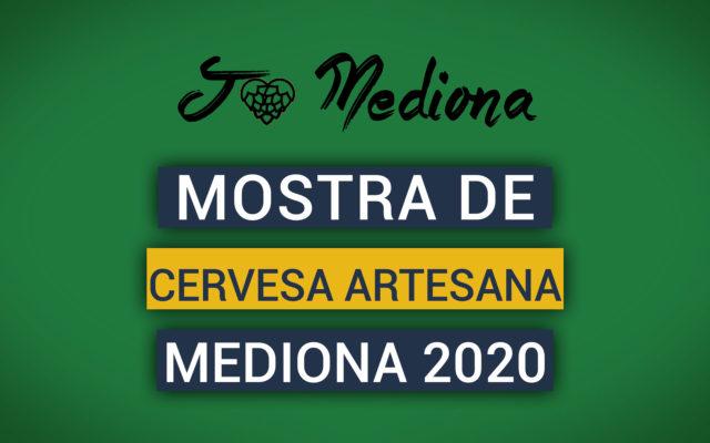 Mostra de Cervesa Artesana de Mediona 2020