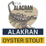 Alacrán Oyster Stout