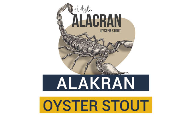Alacrán Oyster Stout – La primera cerveza artesanal de ostras de España
