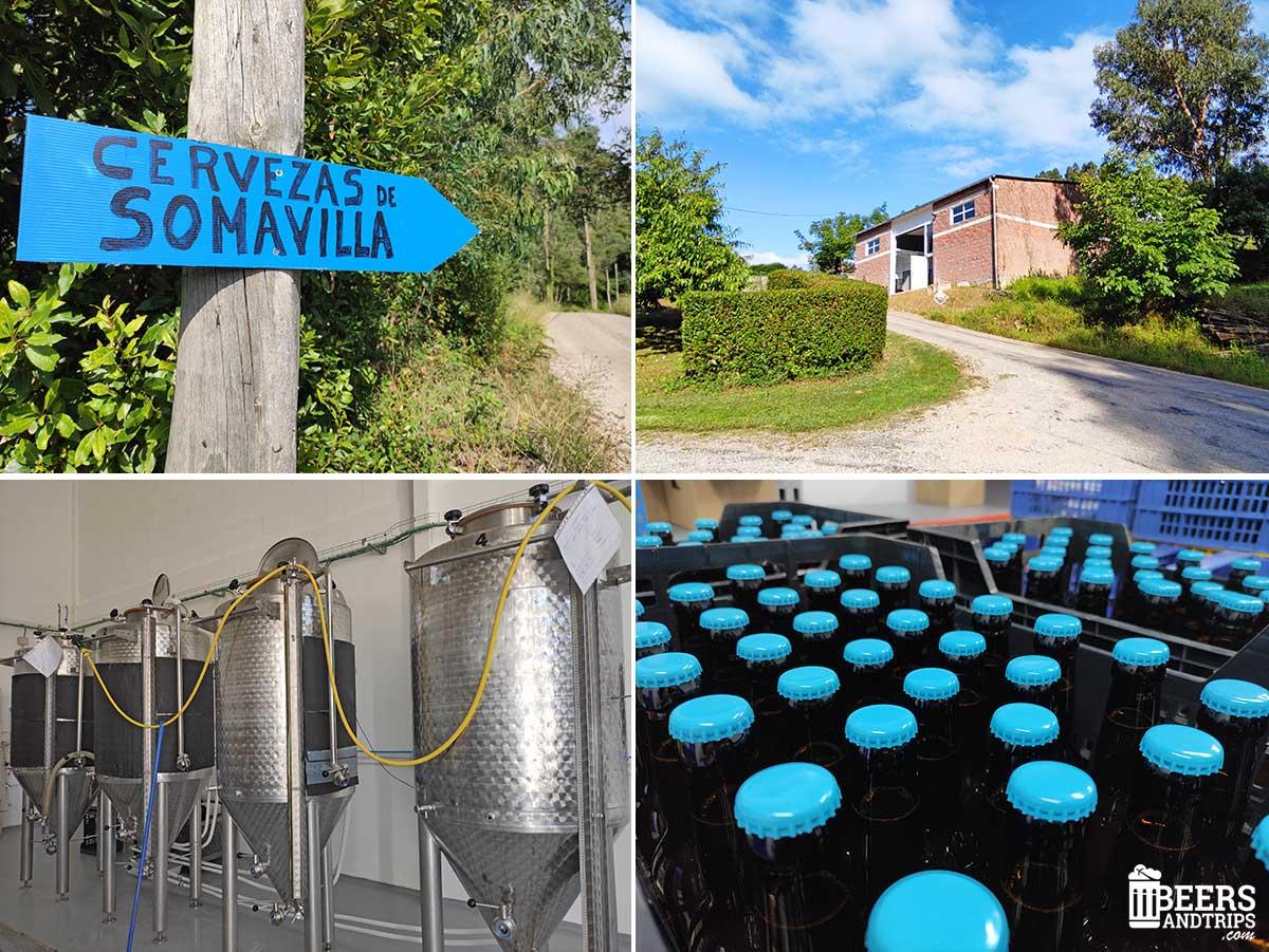 Visita a la fábrica de Rocker Beer en Somavilla