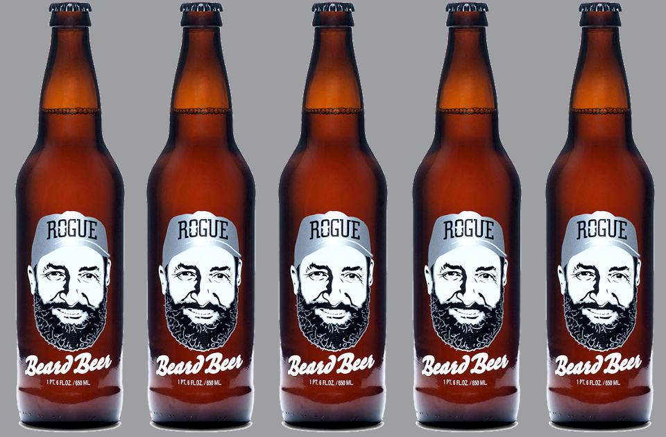 Rogue Ale's The Beard Beer