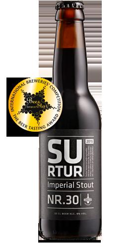 Imperial Stout NR. 30 SURTUR