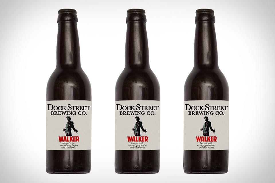 Cerveza Walker de Dock Street
