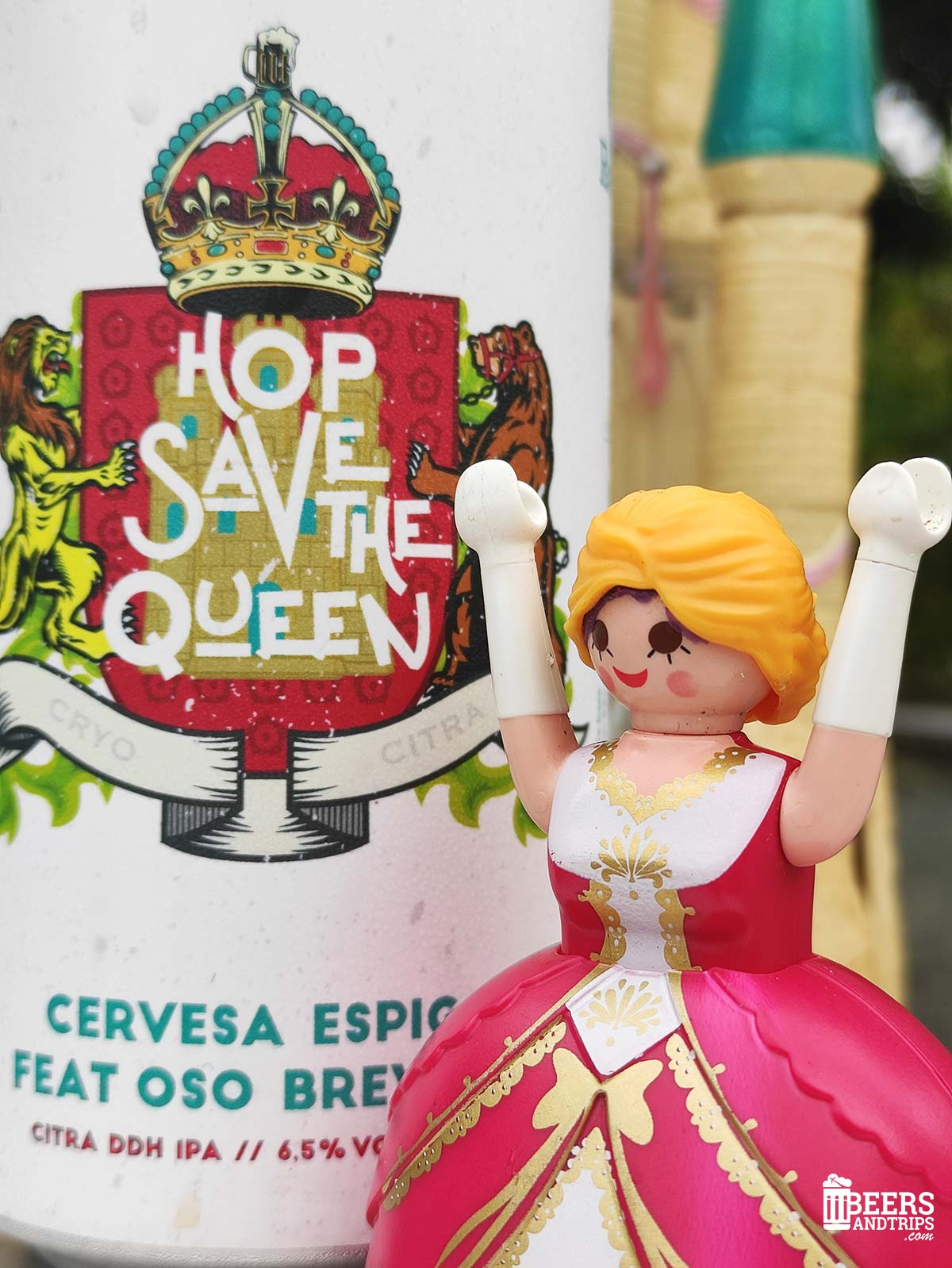 Hop Save The Queen