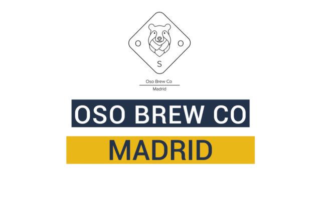 Oso Brew Co, Cerveza artesana con aromas ingleses en Madrid