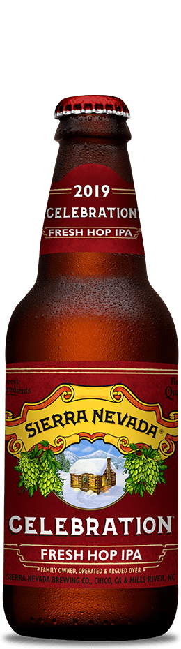 Celebration, la IPA de Sierra Nevada Brewing Co.