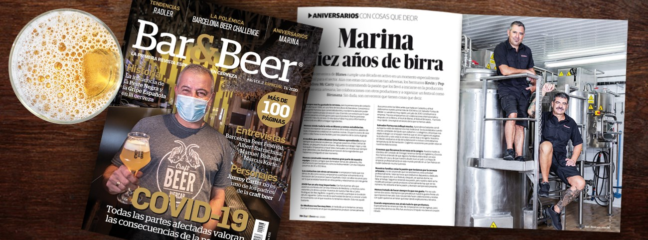 Revista Bar & Beer