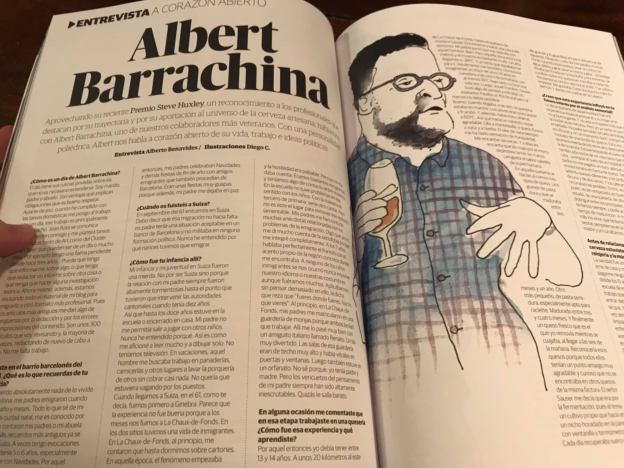 La Revista Bar & Beer es una referencia del sector cervecero