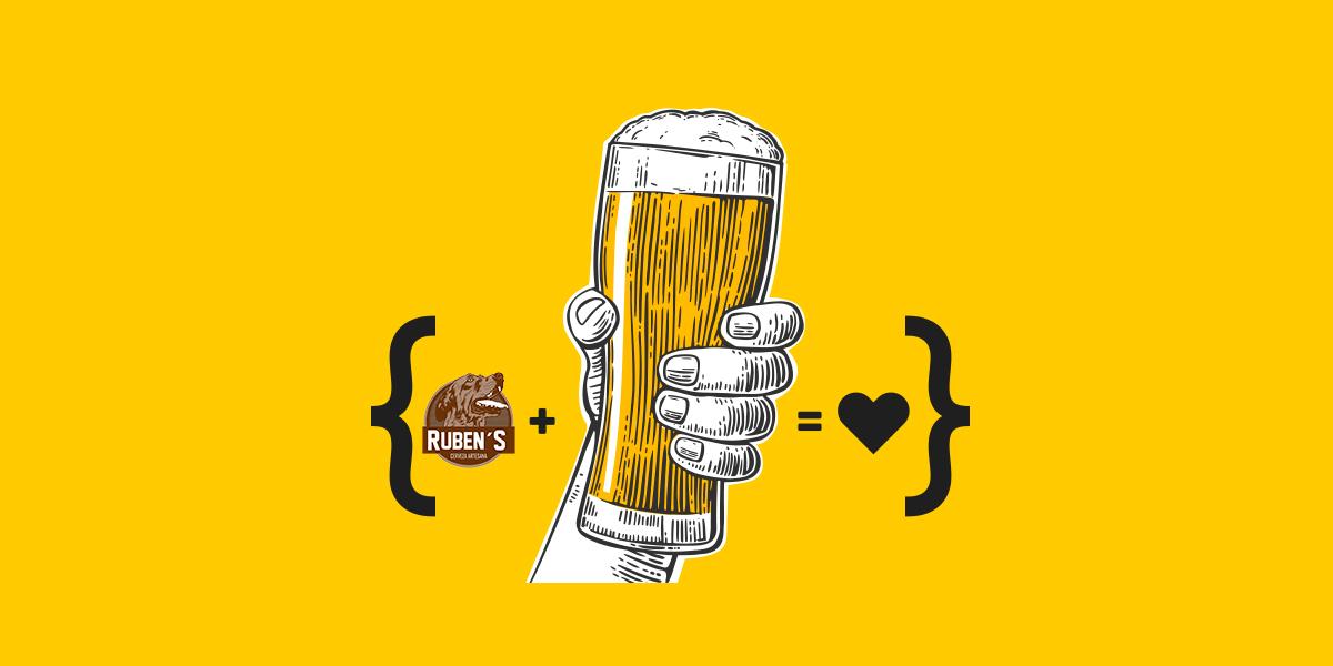 Ruben's Beer - Cervezas Artesanales de Huelva