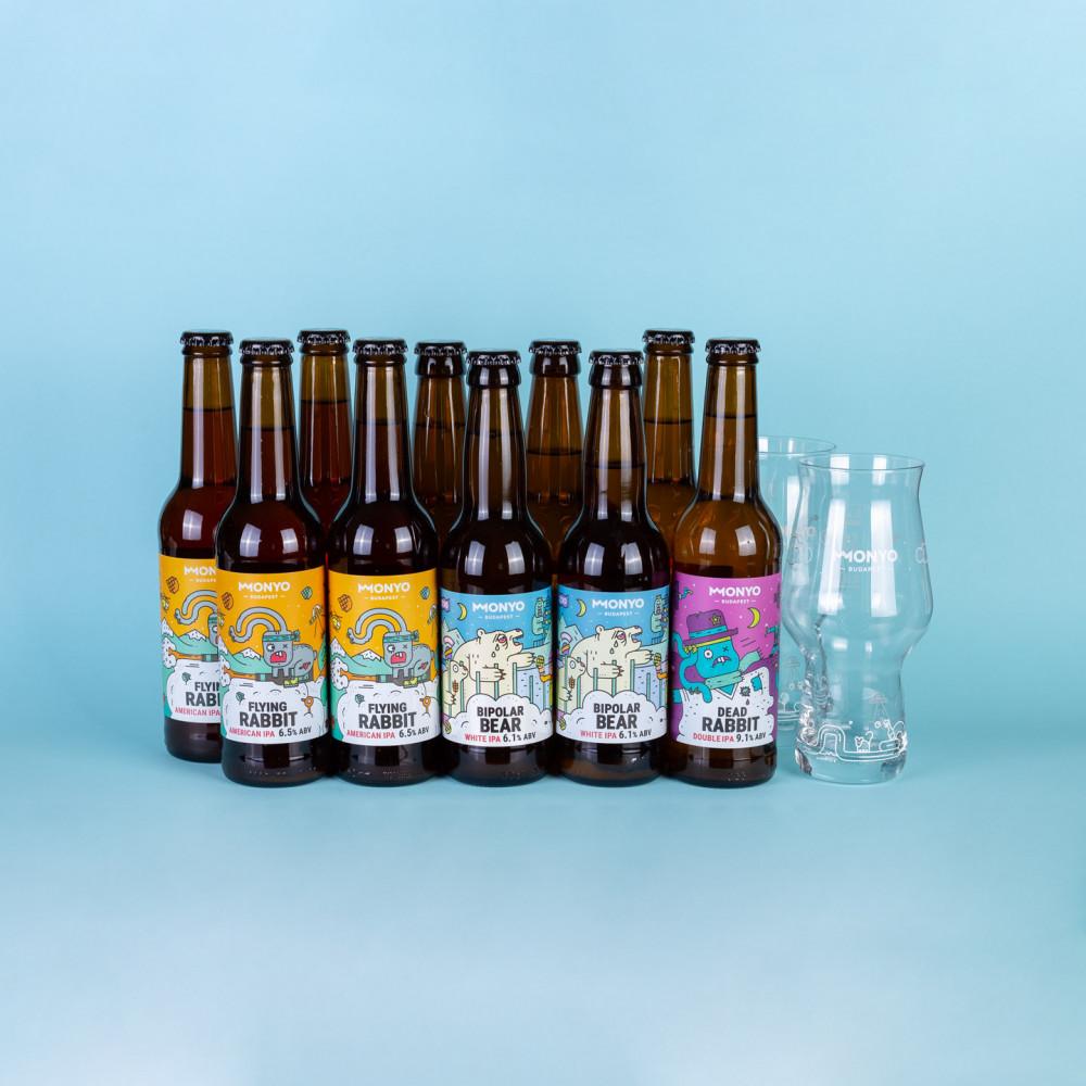 Cervezas de Monyo Brewing