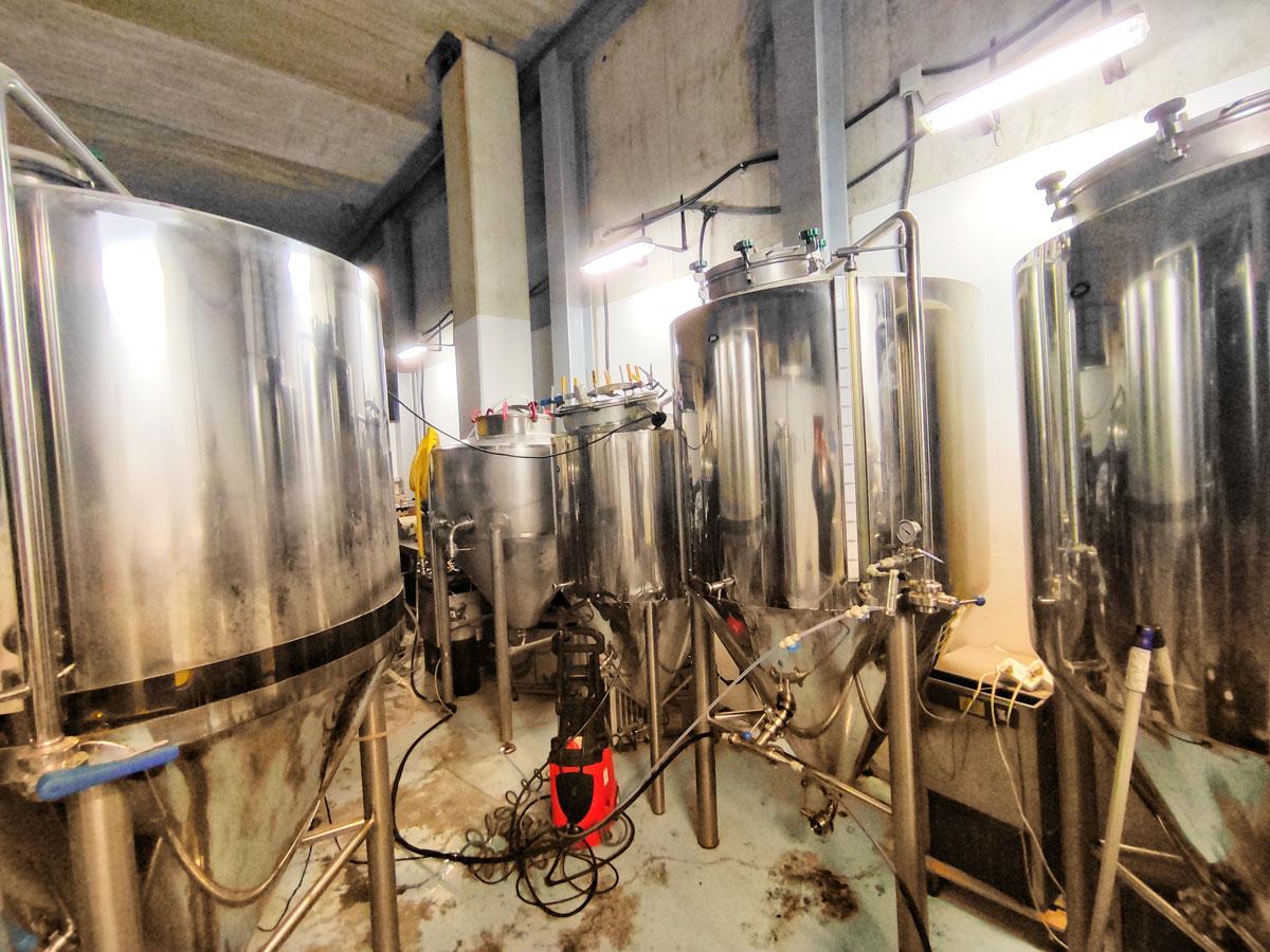 """""""Blas cueva"""" Fábrica de cerveza TitoBlas"""