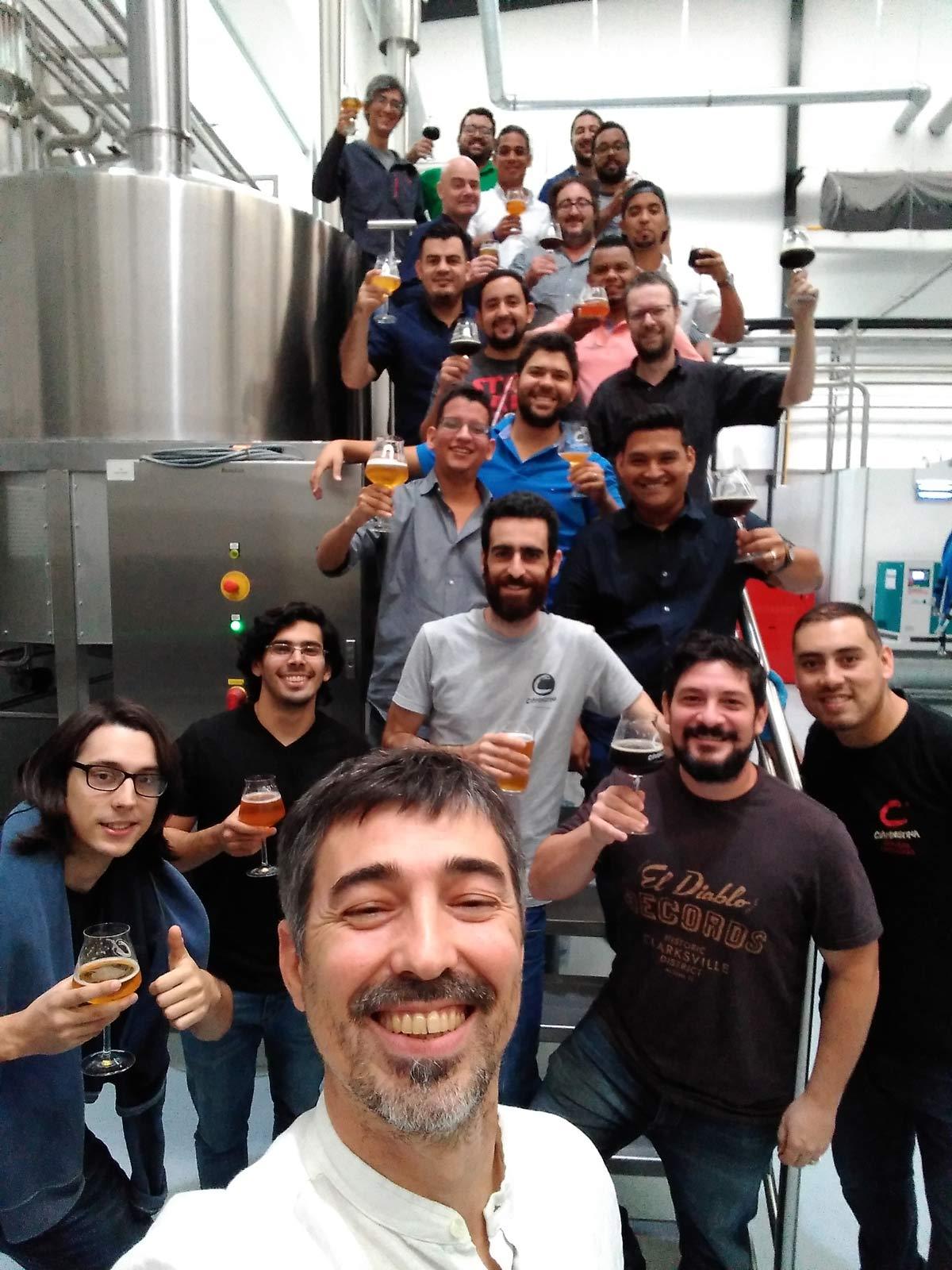 Cursos formación cerveza artesana