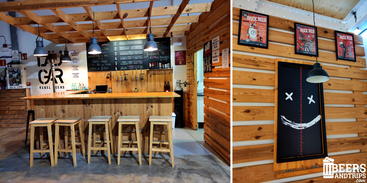 Taproom de Laugar