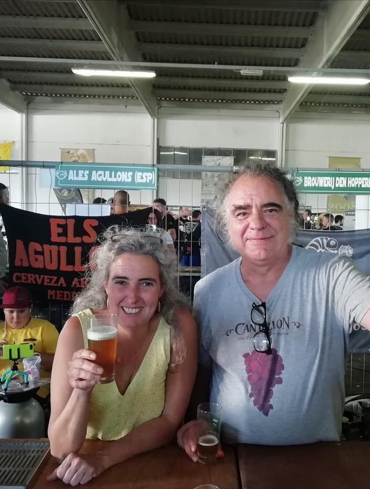Montse y Carlos de Ales Agullons