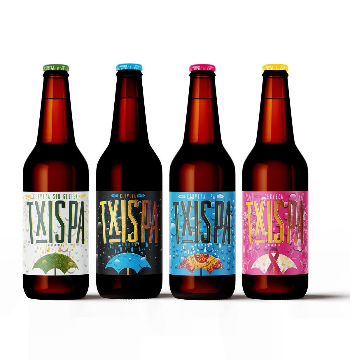 Cervezas Txispa