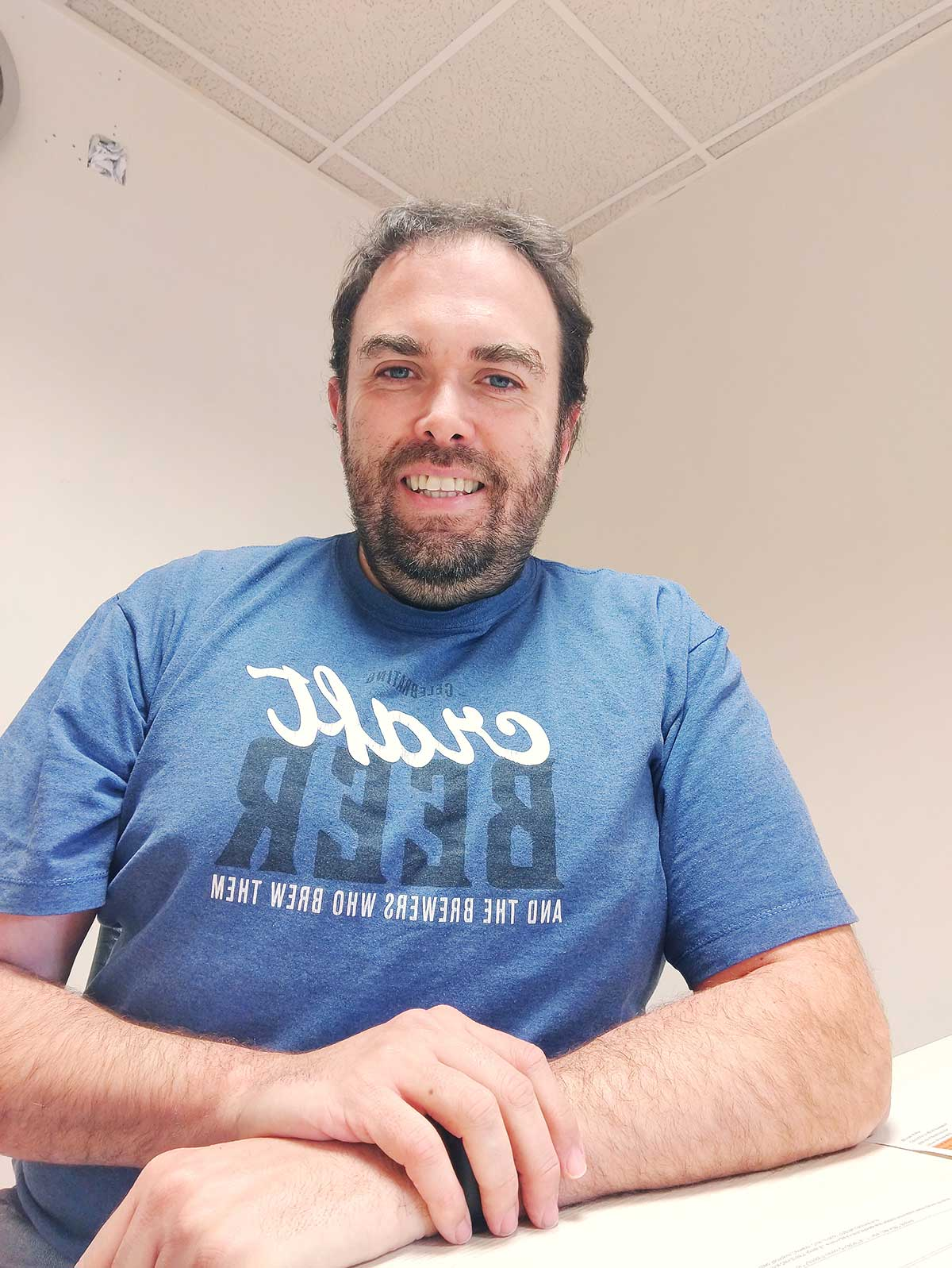 Entrevista a Mikel Rius, director del Barcelona Beer Festival