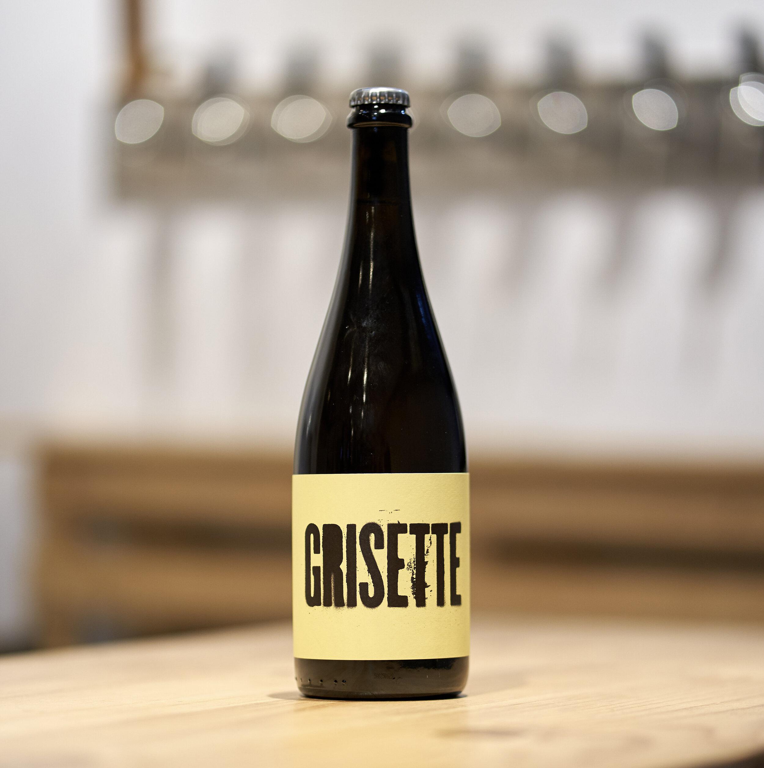 Cerveza Grisette