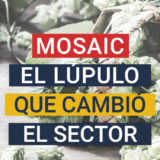 Lúpulo Mosaic