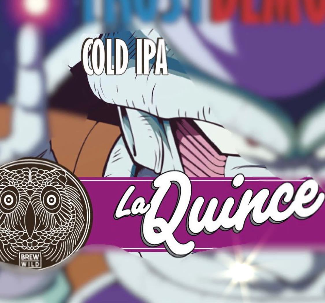 COLD IPA de La Quince