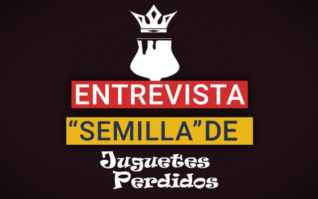 "Entrevista a Ricardo ""Semilla"" Aftyka, co-fundador de Juguetes Perdidos"