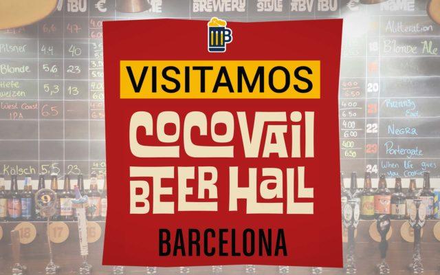 Coco Vail, el Beer Hall de la cerveza artesana de Barcelona