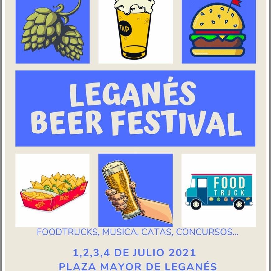 Leganes Beer Festival 2021