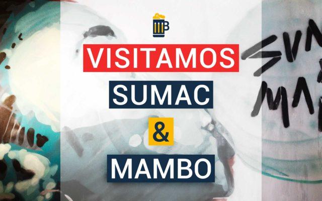 Restaurante Sumac & Mambo, cocina del Mediterráneo y Oriente maridada con cerveza artesana