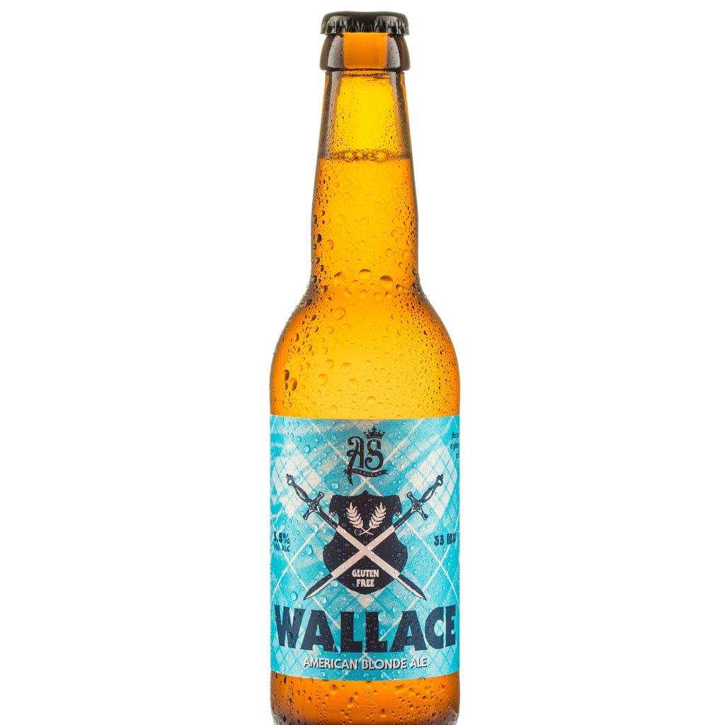 """Wallace de AS Cerveza, una sin gluten muy """"free"""""""