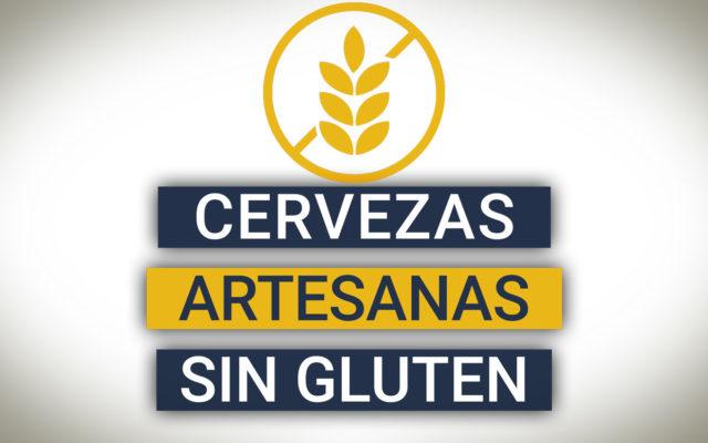 Cervezas artesanas sin gluten para celiacos