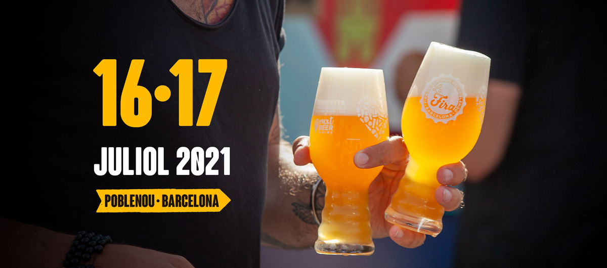 Fira de Cervesa artesana del Poblenou 2021