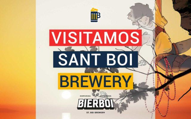 Bierboi, la fábrica de cerveza artesana de Sant Boi