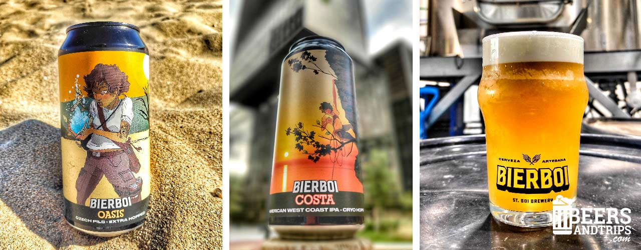 Cervezas de Bierboi