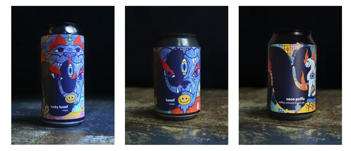 Cervezas artesanales de La Textil