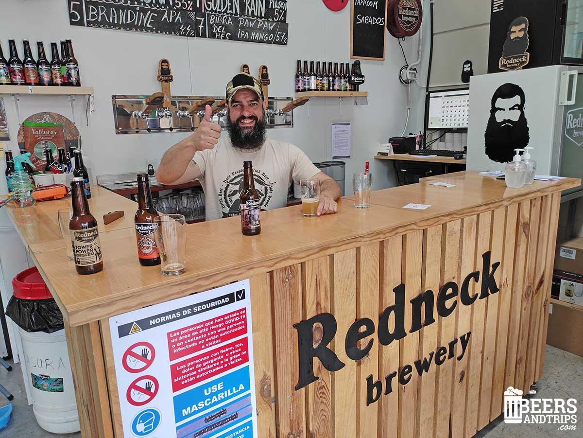David de Redneck Brewery