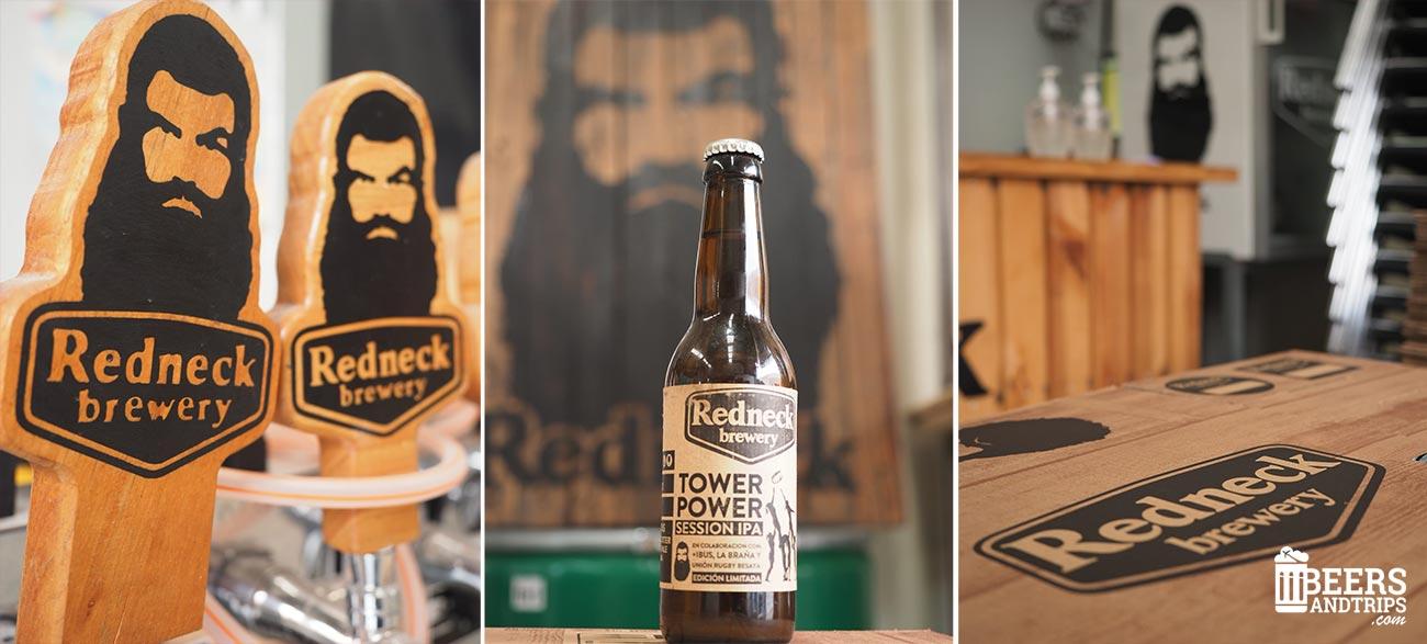 Redneck, cervezas artesanas de Cantabria