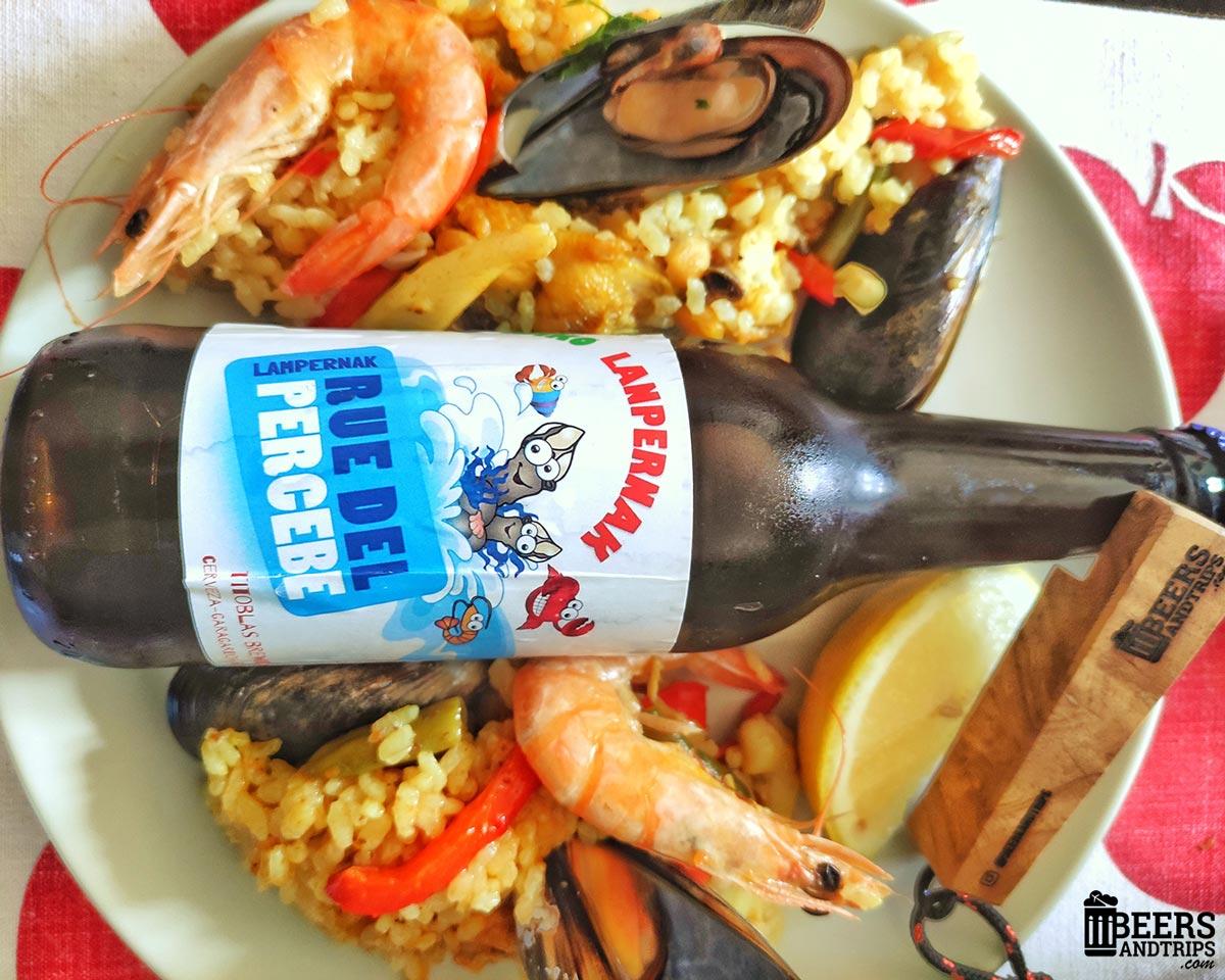 Cerveza Rue del Percebe