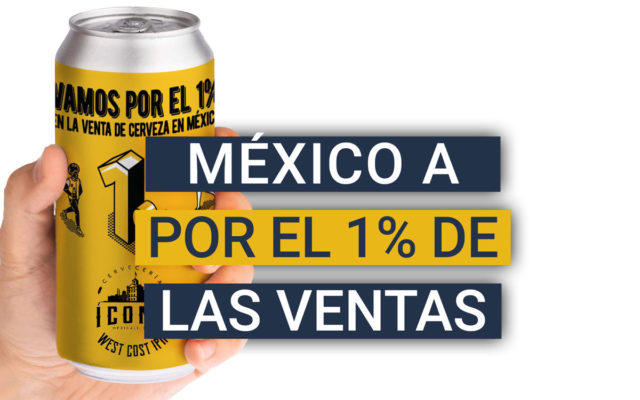 Los cerveceros Independientes de México crean la Primera etiqueta colectiva